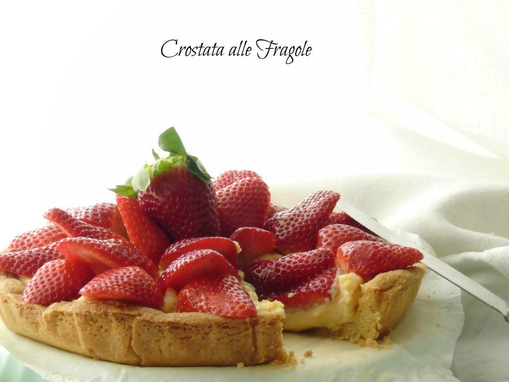 crostata fragole